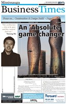 Mississauga Business Times Feb 2012