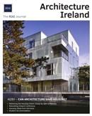 Architecture Ireland Issue 291