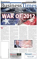 Brampton Business Times October 2012