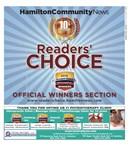 HCN Readers Choice WINNERS 2015