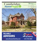 Cambridge Homefinder April 13