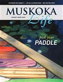 Muskoka Life August 2012
