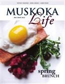 Muskoka Life May 2013
