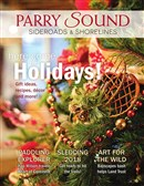 Parry Sound Sideroads and Shorelines NOV 2017