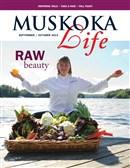 Muskoka Life Sept/Oct 2013