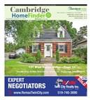 Cambridge Homefinder August 17
