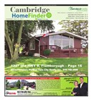 Cambridge Homefinder July 27