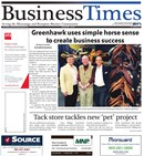 Business Times August 2015