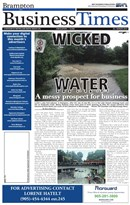 BRAMPTON BUSINESS TIMES AUGUST 2013