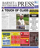 The Barnet and Potters Bar Free Press