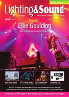 Lighting&Sound International - April 2014