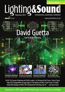 Lighting&Sound International - September 2014