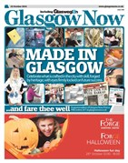Glaswegain Front Cover