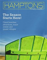 2013 Hamptons Travel Guide