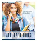 2016 Fall Open House