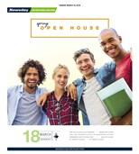 2018 Spring Open House