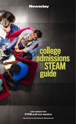 College Admissions & STEAM Guide 2016