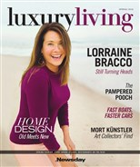 Luxury Living: Spring Home Design Issue