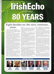 Irish Echo - 80 Years