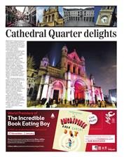 Celebrating the Cathedral Quarter