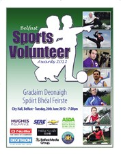 Belfast Sports Volunteers Awards