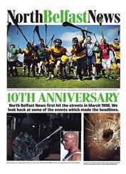 North Belfast News - 10th Anniversary