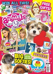 Animals and You latest cover
