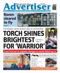 Droitwich Spa  Advertiser