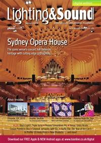 Lighting&Sound International - January 2015