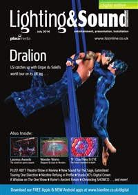 Lighting&Sound International - July 2014