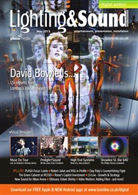 Lighting&Sound International - May 2013