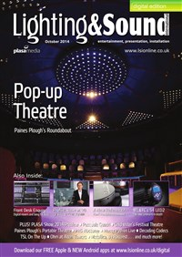 Lighting&Sound International - October 2014