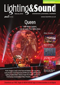 Lighting&Sound International - February 2015
