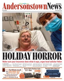 Andersonstown News Thursday