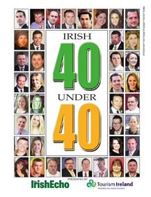 Irish Echo Top 40 Under 40