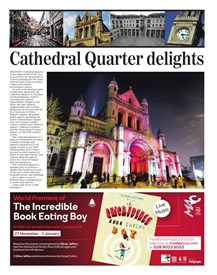 Celebrating the Cathedral Quarter