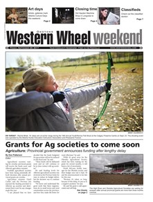 Okotoks Western Wheel Weekend