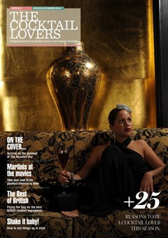 The Cocktail Lovers Magazine Issue 3 Spring / Summer
