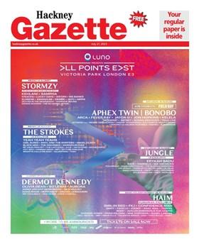 E-edition - Hackney Gazette