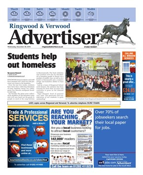 Read the Hants & Dorset Avon Advertiser
