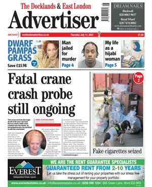 The Docklands & East London Advertiser