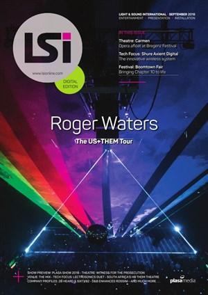Light & Sound International Magazine