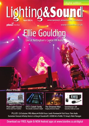 Lighting&Sound International - March 2014