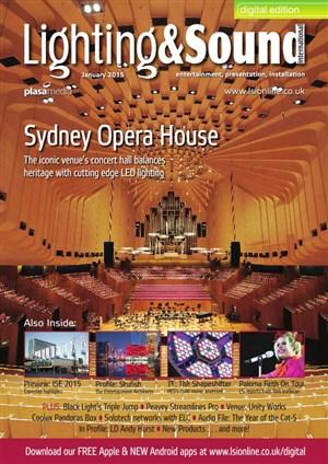Lighting&Sound International - November 2014