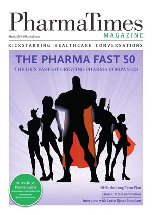 Introducing the Pharma Fast 50 - PharmaTimes Magazine May 2019