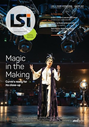 Light & Sound International Magazine