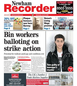 The Newham Recorder