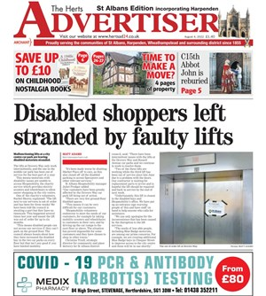 Read the The Herts Advertiser e edition E edition Herts Advertiser