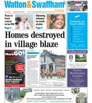 Watton and Swaffham Times
