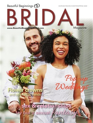 Beautiful Beginnings Bridal Cover